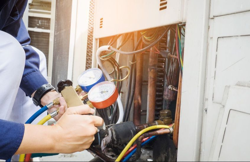 West Jordan Heating and Cooling Services