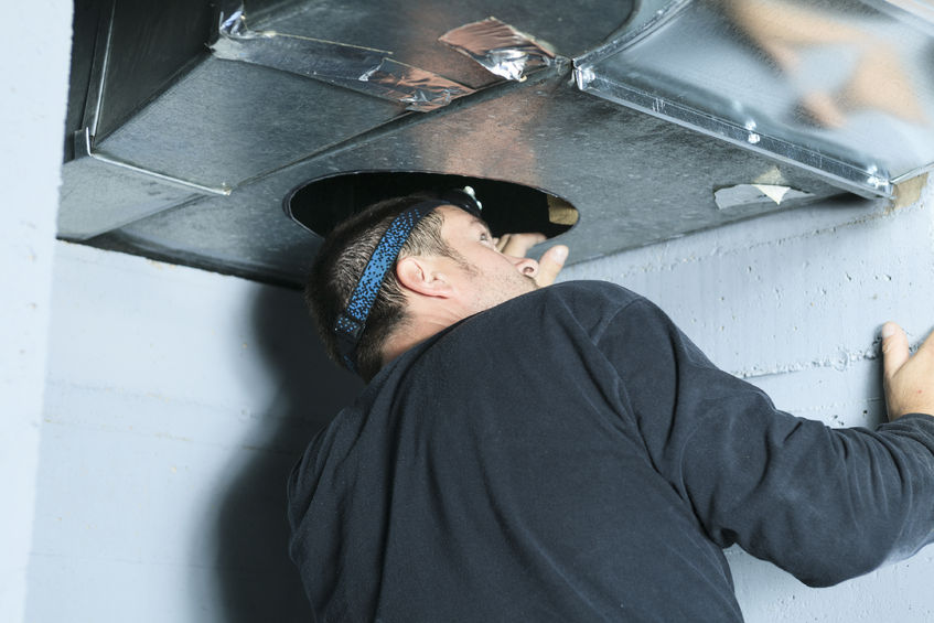 West Jordan Ventilation Repair and Cleaning